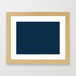 Farquharson Tartan Framed Art Print
