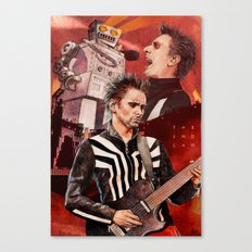 Unsustainable Canvas Print
