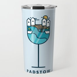 PADSTOW IN A GLASS Travel Mug