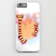love socks Slim Case iPhone 6s