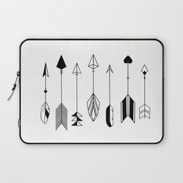 Be Brave Little Arrow Laptop Sleeve