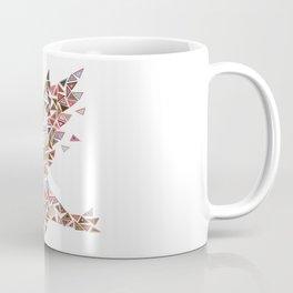 Mosaic bird Coffee Mug
