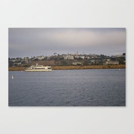 Cruising  Canvas Print