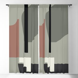 Shape study #34 - Lola Collection 2019 Blackout Curtain