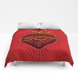 Bleeding Heart Comforters