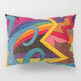 Comfort and Courage Pillow Sham