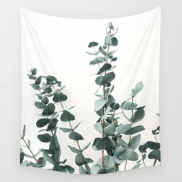 Eucalyptus Leaves Wall Tapestry