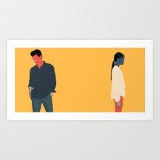 TOGETHER-8 Art Print