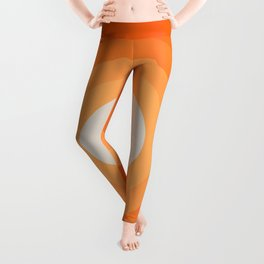 Moonspot - Creamsicle Leggings