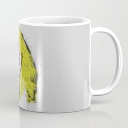 Claudia Schiffer - top model - pop icon Coffee Mug