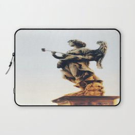 Angels are Watching Laptop Sleeve