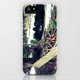 Broken but not forgotten  iPhone Case