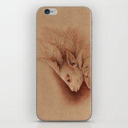 Leaf Man iPhone Skin