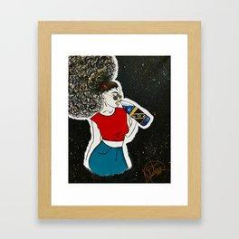 BGM Framed Art Print