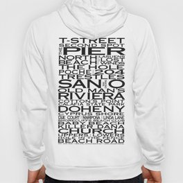 San Clemente Beaches & More Hoody