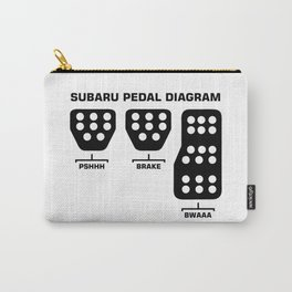 Subaru Carry-All Pouch