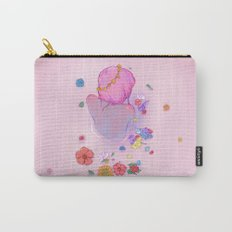 Flower Bath 8 Carry-All Pouch
