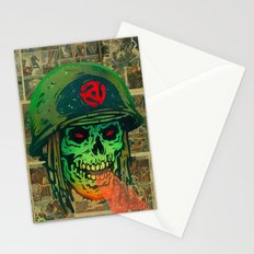45 Death Soldier Stationery Cards