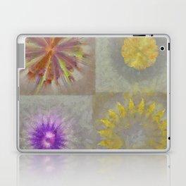 Anticapitalistically Combination Flower  ID:16165-030023-59450 Laptop & iPad Skin