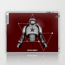 Space robot 4 Laptop & iPad Skin