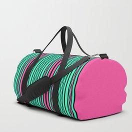 Abstract Christmas ornament 4 Duffle Bag