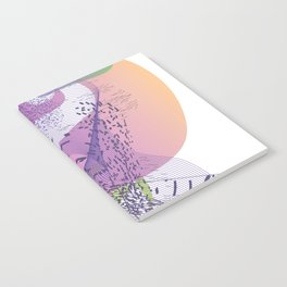 double vision Notebook