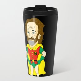 Robin as Robin Travel Mug