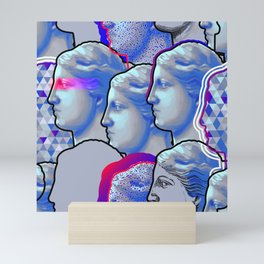 Venus de Milo sculptures Mini Art Print