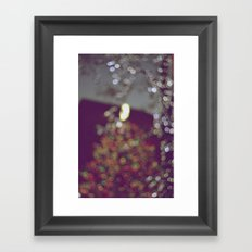 To You and Yours Framed Art Print