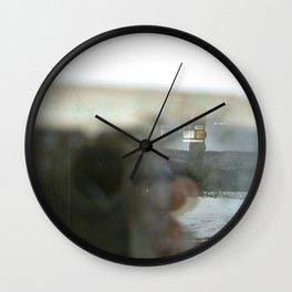 Ronchamp01 Wall Clock