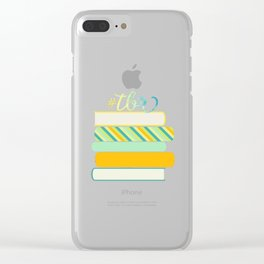 #TBR Clear iPhone Case