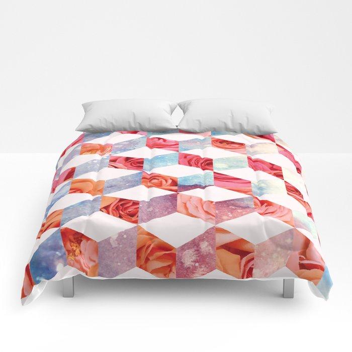 Eve's Sweet Garden of Roses Comforters