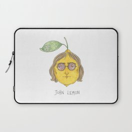 John Lemon Laptop Sleeve