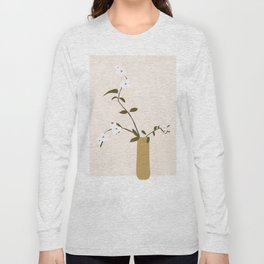 Flowers in the Vase Long Sleeve T-shirt