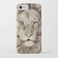 leo iPhone & iPod Cases featuring Leo by Eric Fan