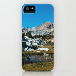 Sierra Summer iPhone Case
