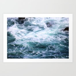 drown me in your beauty Art Print