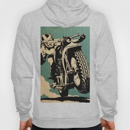 Motorcycle Race Hoody