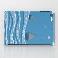 boats iPad Cases featuring Boats by Matt Andrews