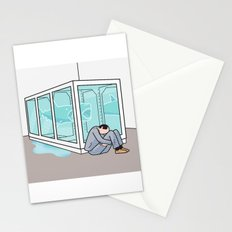 Return to the Impossibility of Death Stationery Cards