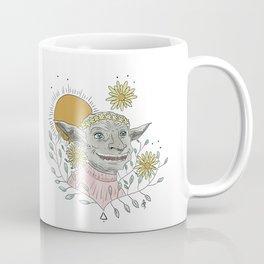 The Sunflower Golbin Coffee Mug