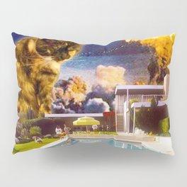 Midcentury Radioactive Cuddle Unit 5 Pillow Sham