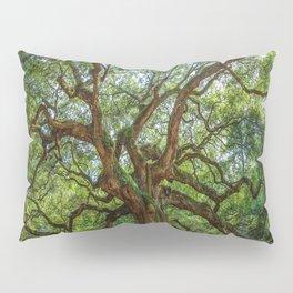 Angel Oak - Ancient Tree on Johns Island South Carolina Pillow Sham
