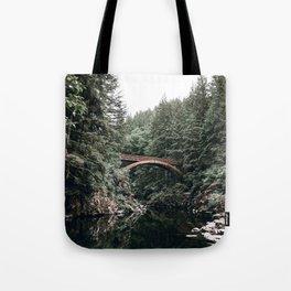 Moulton Falls Tote Bag