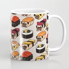Sushi Pug Kaffeebecher
