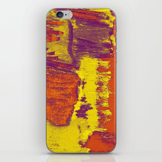 Paint iPhone & iPod Skin