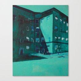 Hopper's Corner (Uptown, Minneapolis) Canvas Print