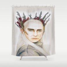 Thranduil Shower Curtain