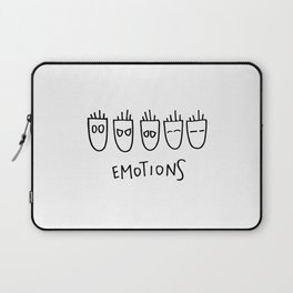 Emotions Laptop Sleeve