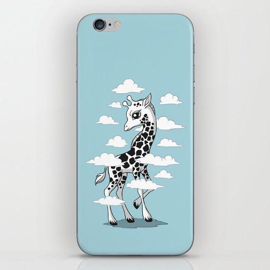 Wandering Giraffe iPhone & iPod Skin